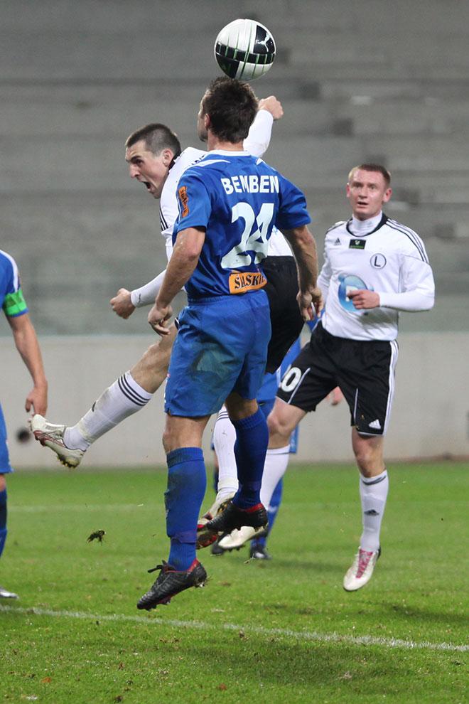 Legia Warszawa 2-1 Górnik Zabrze - fot. Piotr Galas (zdjęcie 45 z 66)