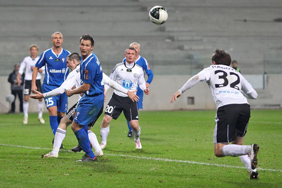 Legia Warszawa 2-1 Górnik Zabrze - fot. Piotr Galas (zdjęcie 46 z 66)