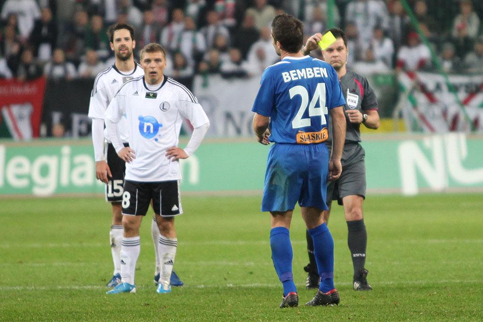 Legia Warszawa 2-1 Górnik Zabrze - fot. Piotr Galas (zdjęcie 48 z 66)