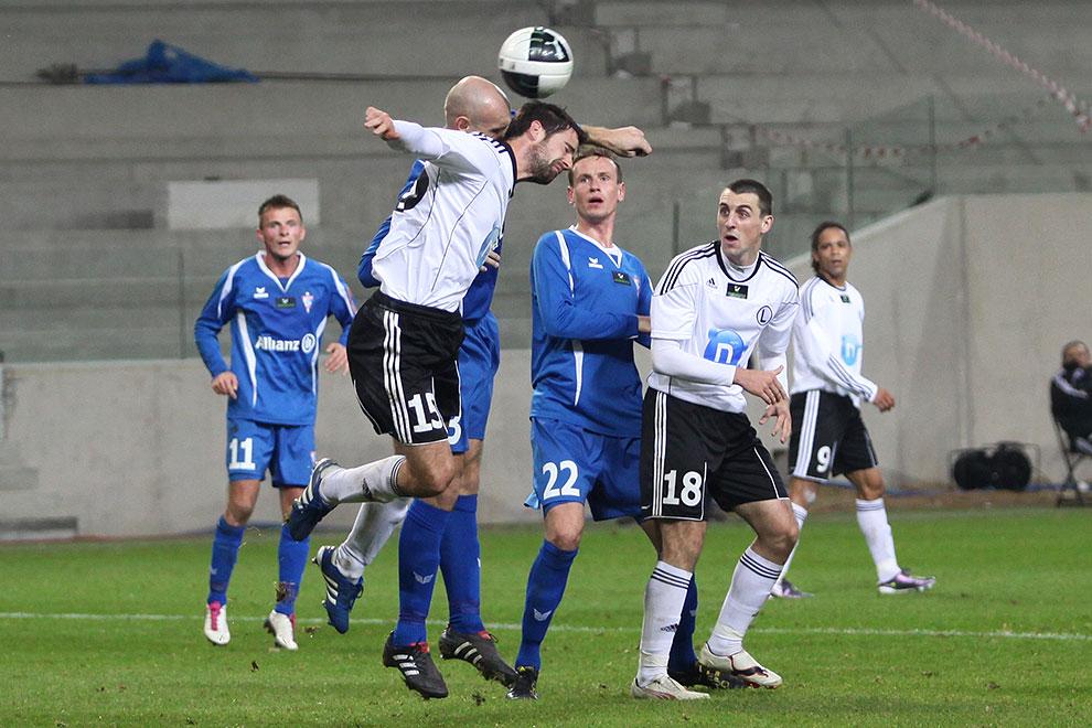 Legia Warszawa 2-1 Górnik Zabrze - fot. Piotr Galas (zdjęcie 49 z 66)