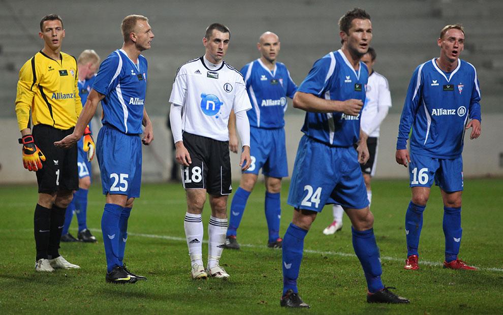 Legia Warszawa 2-1 Górnik Zabrze - fot. Piotr Galas (zdjęcie 50 z 66)