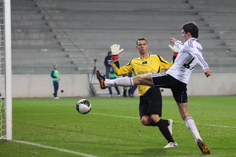 Legia Warszawa 2-1 Górnik Zabrze - fot. Piotr Galas (zdjęcie 51 z 66)