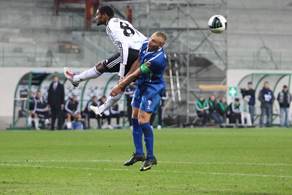 Legia Warszawa 2-1 Górnik Zabrze - fot. Piotr Galas (zdjęcie 52 z 66)