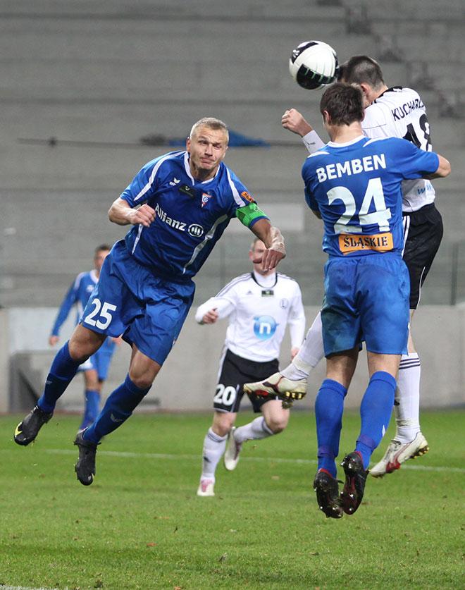 Legia Warszawa 2-1 Górnik Zabrze - fot. Piotr Galas (zdjęcie 53 z 66)