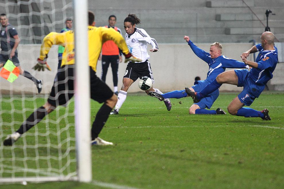 Legia Warszawa 2-1 Górnik Zabrze - fot. Piotr Galas (zdjęcie 54 z 66)