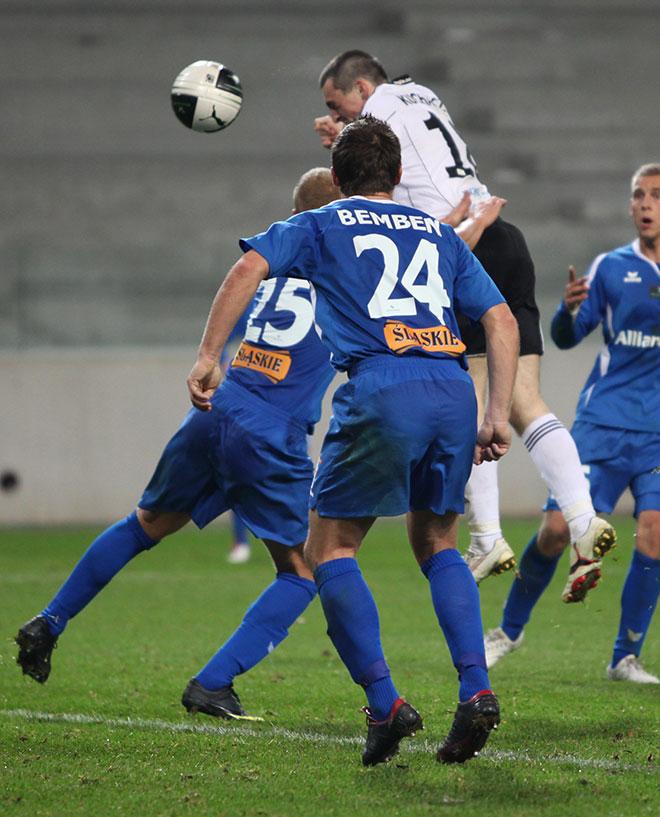 Legia Warszawa 2-1 Górnik Zabrze - fot. Piotr Galas (zdjęcie 59 z 66)