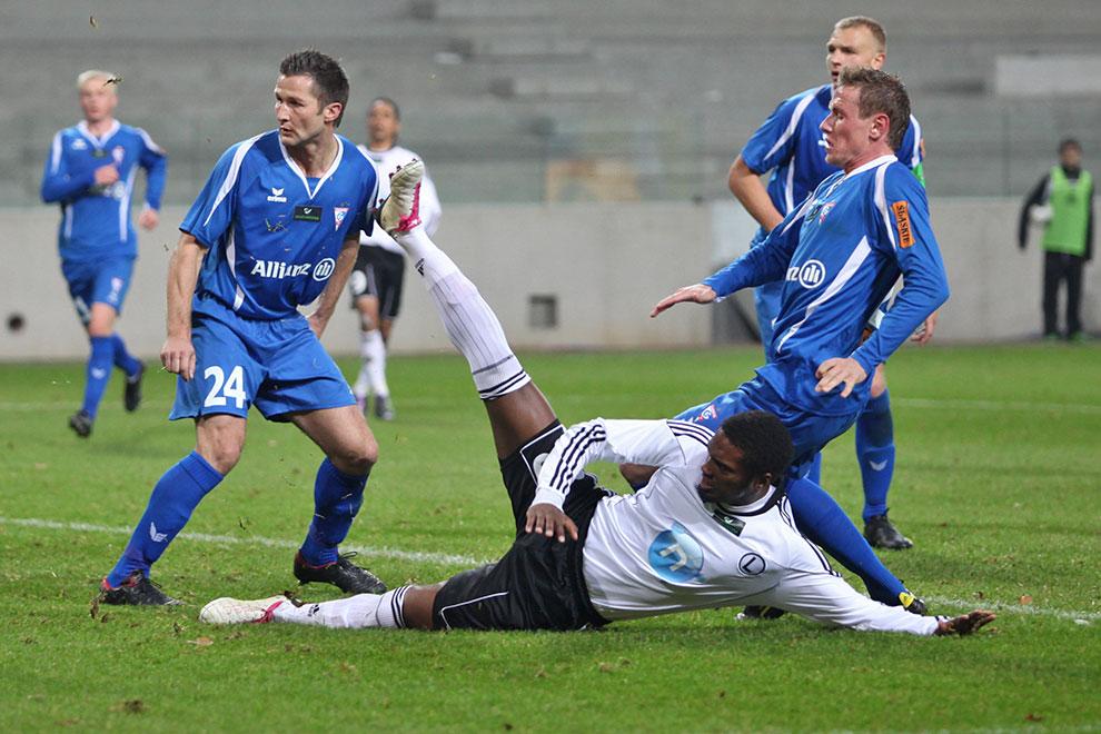 Legia Warszawa 2-1 Górnik Zabrze - fot. Piotr Galas (zdjęcie 60 z 66)