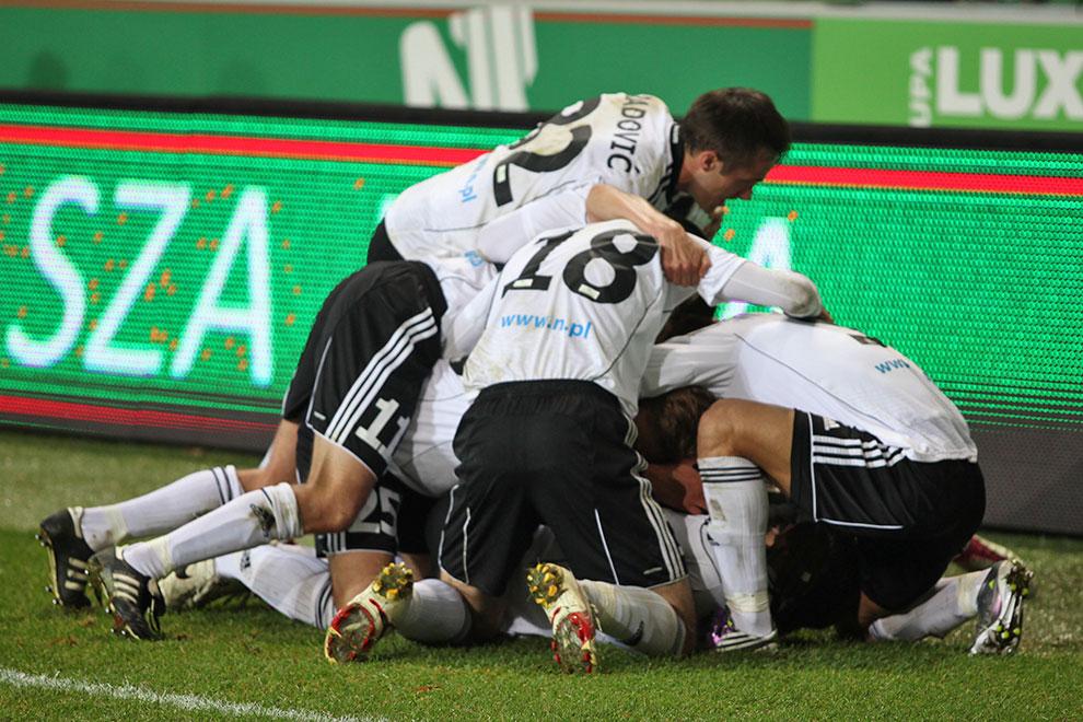 Legia Warszawa 2-1 Górnik Zabrze - fot. Piotr Galas (zdjęcie 63 z 66)