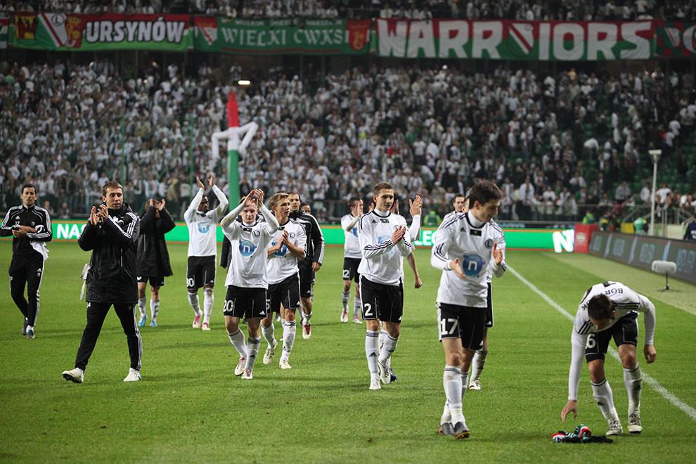 Legia Warszawa 2-1 Górnik Zabrze - fot. Piotr Galas (zdjęcie 64 z 66)