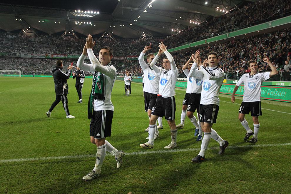 Legia Warszawa 2-1 Górnik Zabrze - fot. Piotr Galas (zdjęcie 65 z 66)
