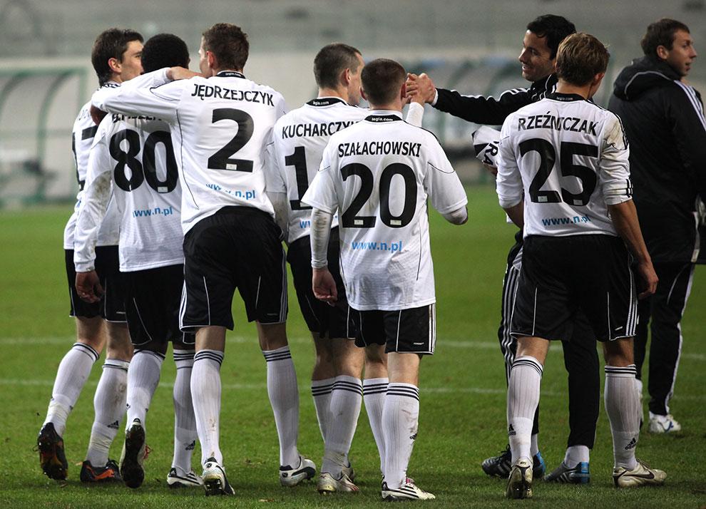 Legia Warszawa 2-1 Górnik Zabrze - fot. Piotr Galas (zdjęcie 66 z 66)