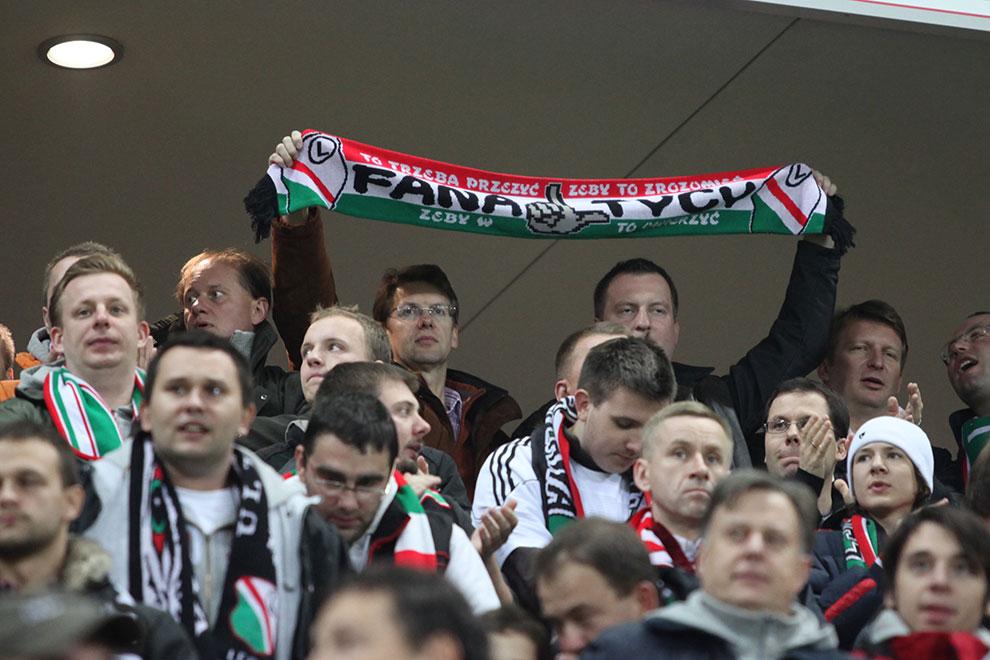 Legia Warszawa 2-1 Górnik Zabrze - fot. Piotr Galas (zdjęcie 7 z 66)