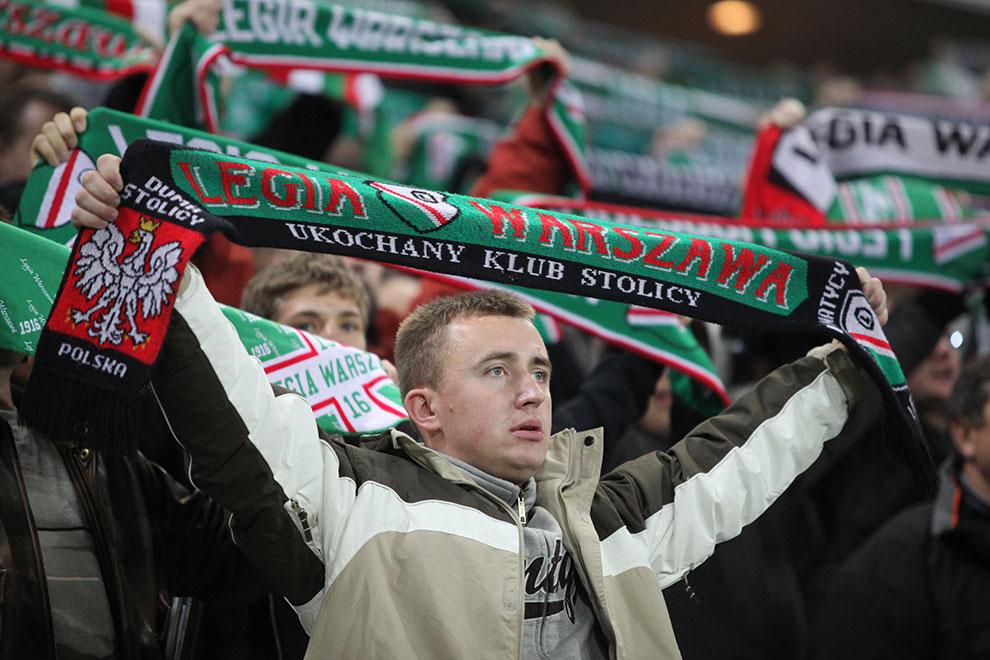 Legia Warszawa 2-1 Górnik Zabrze - fot. Piotr Galas (zdjęcie 9 z 66)