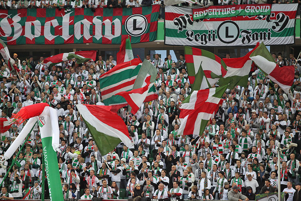 Legia Warszawa 2-0 Jagiellonia Białystok - fot. Piotr Galas (zdjęcie 11 z 77)