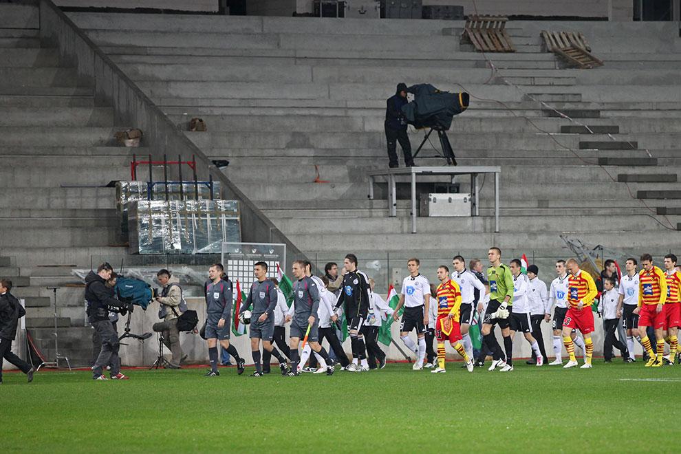 Legia Warszawa 2-0 Jagiellonia Białystok - fot. Piotr Galas (zdjęcie 13 z 77)