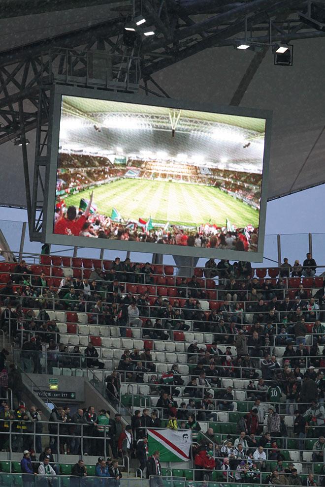 Legia Warszawa 2-0 Jagiellonia Białystok - fot. Piotr Galas (zdjęcie 2 z 77)