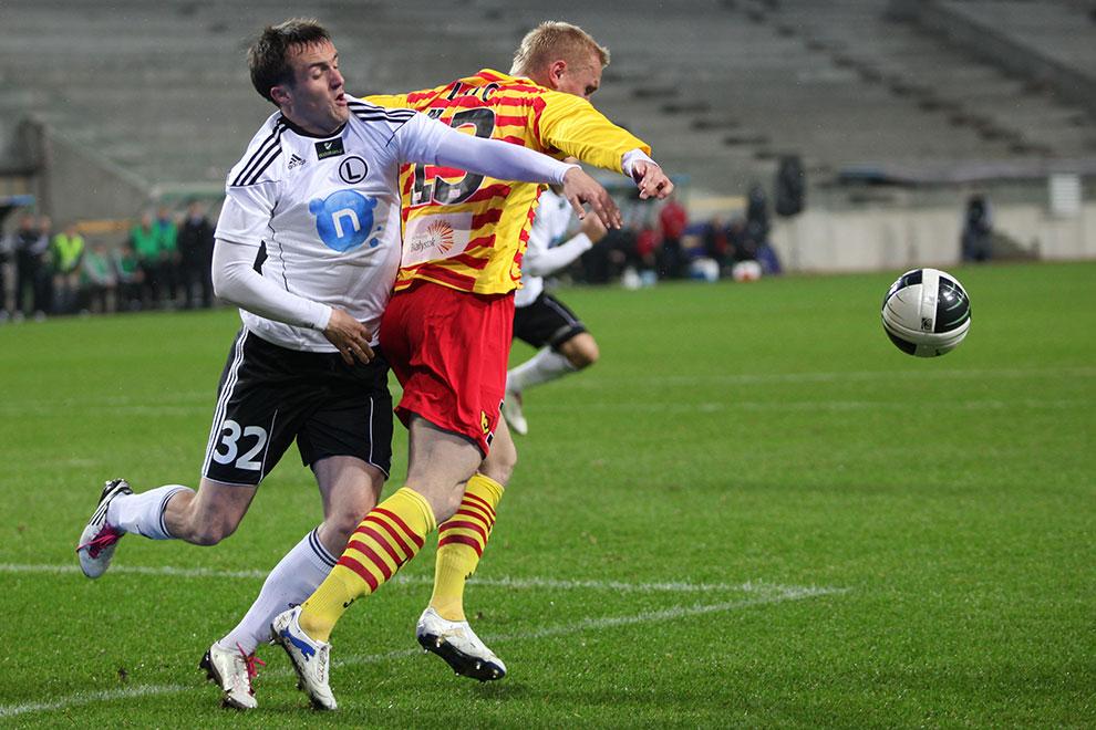 Legia Warszawa 2-0 Jagiellonia Białystok - fot. Piotr Galas (zdjęcie 20 z 77)