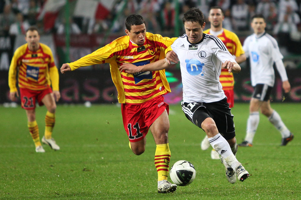 Legia Warszawa 2-0 Jagiellonia Białystok - fot. Piotr Galas (zdjęcie 26 z 77)