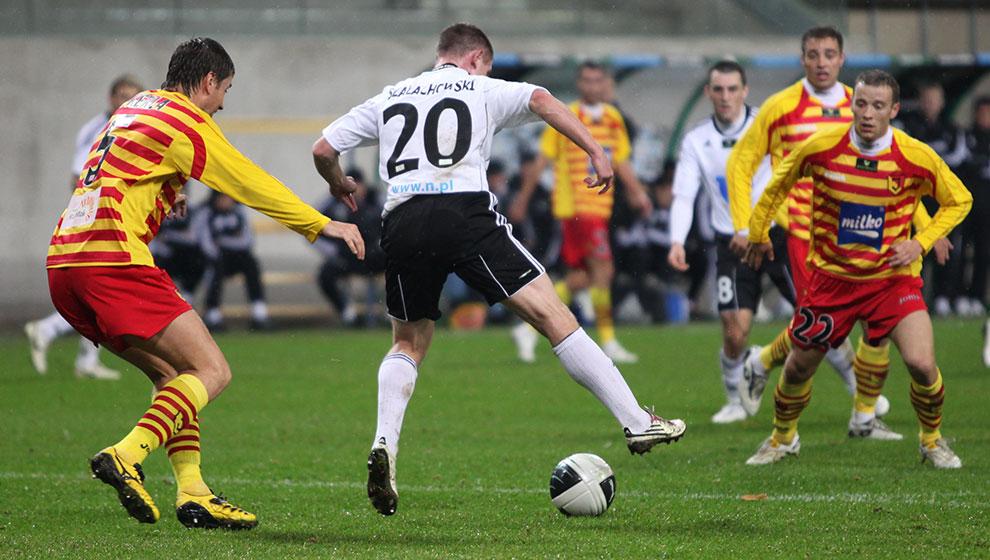 Legia Warszawa 2-0 Jagiellonia Białystok - fot. Piotr Galas (zdjęcie 28 z 77)