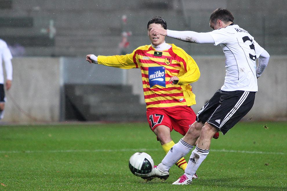 Legia Warszawa 2-0 Jagiellonia Białystok - fot. Piotr Galas (zdjęcie 29 z 77)