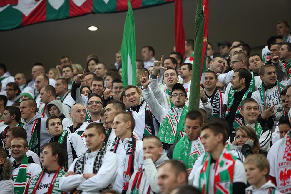 Legia Warszawa 2-0 Jagiellonia Białystok - fot. Piotr Galas (zdjęcie 3 z 77)