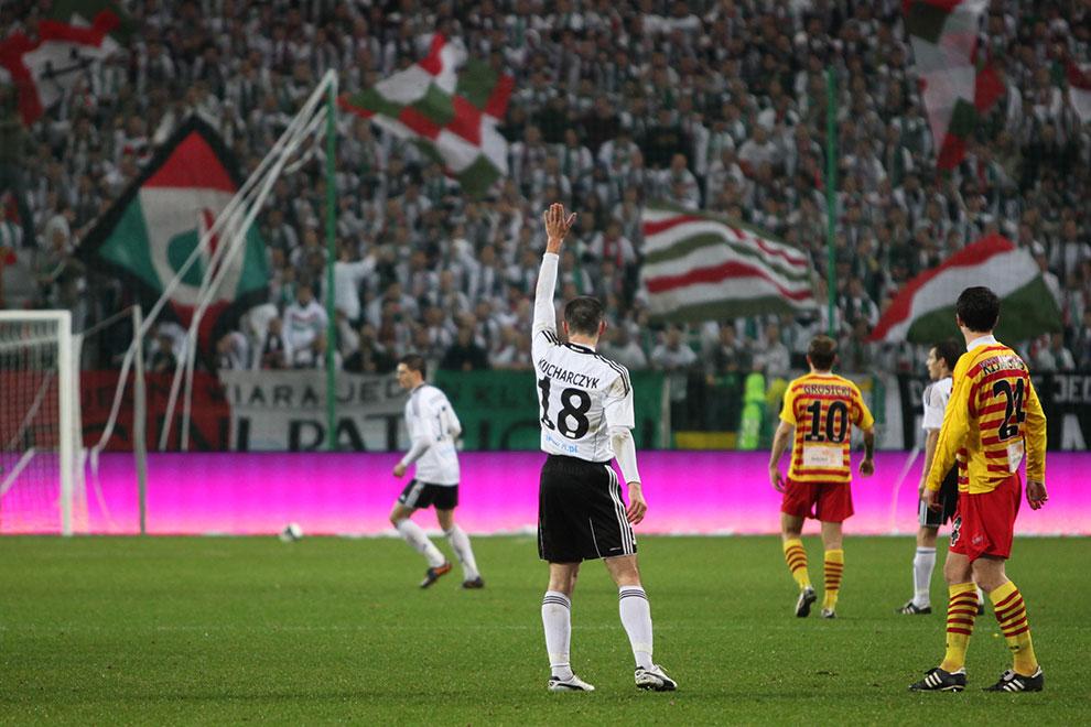 Legia Warszawa 2-0 Jagiellonia Białystok - fot. Piotr Galas (zdjęcie 32 z 77)