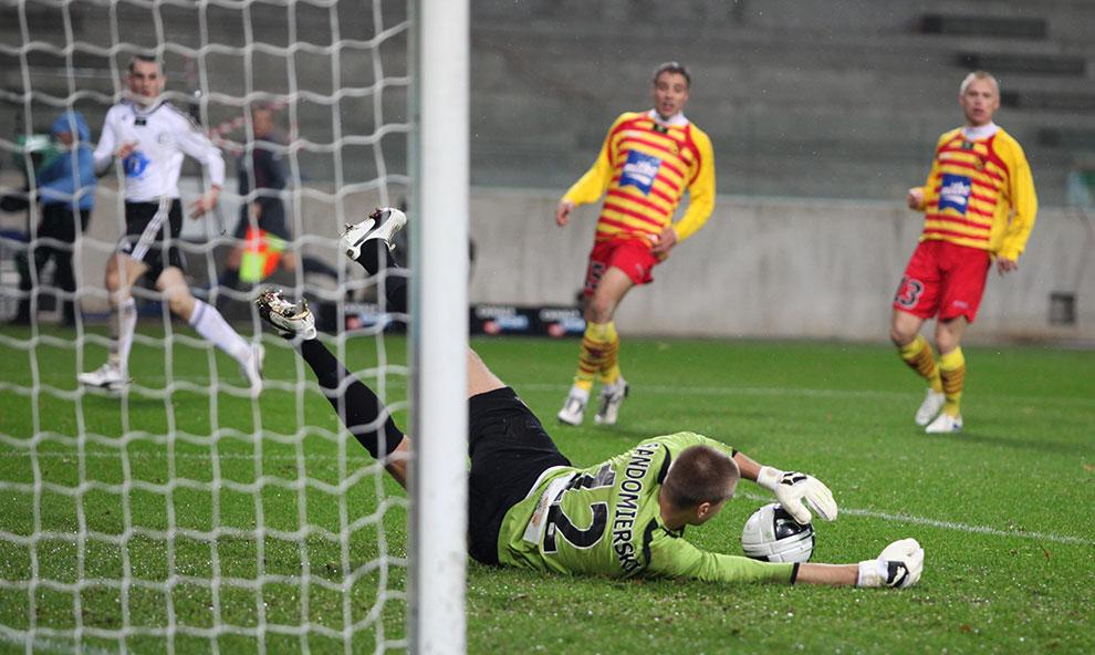 Legia Warszawa 2-0 Jagiellonia Białystok - fot. Piotr Galas (zdjęcie 34 z 77)