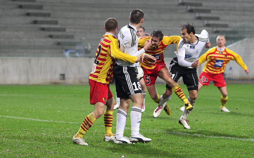 Legia Warszawa 2-0 Jagiellonia Białystok - fot. Piotr Galas (zdjęcie 36 z 77)