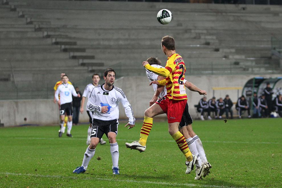 Legia Warszawa 2-0 Jagiellonia Białystok - fot. Piotr Galas (zdjęcie 51 z 77)