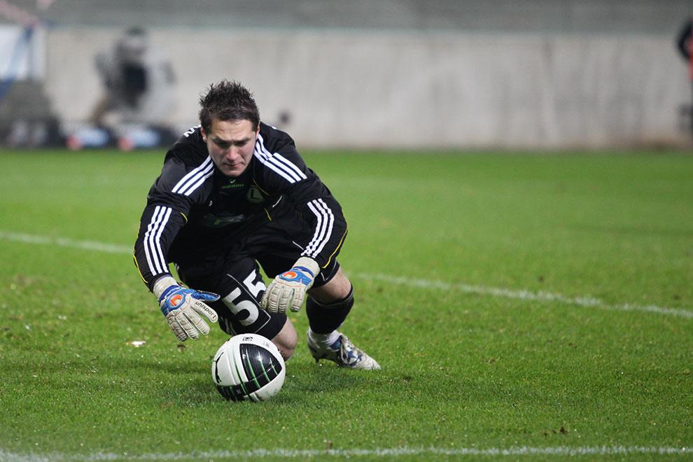 Legia Warszawa 2-0 Jagiellonia Białystok - fot. Piotr Galas (zdjęcie 53 z 77)