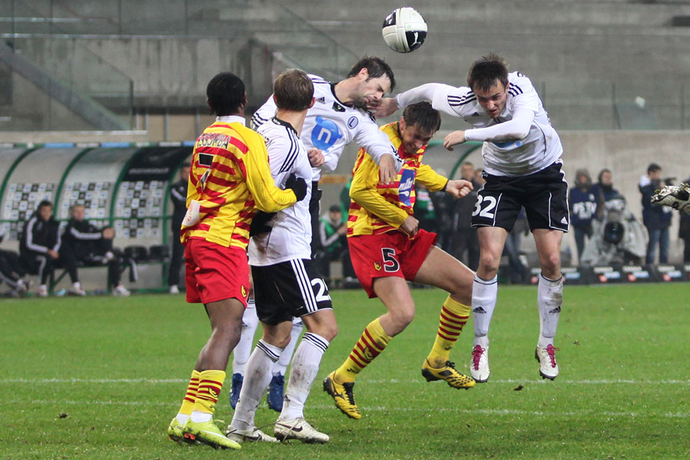 Legia Warszawa 2-0 Jagiellonia Białystok - fot. Piotr Galas (zdjęcie 56 z 77)