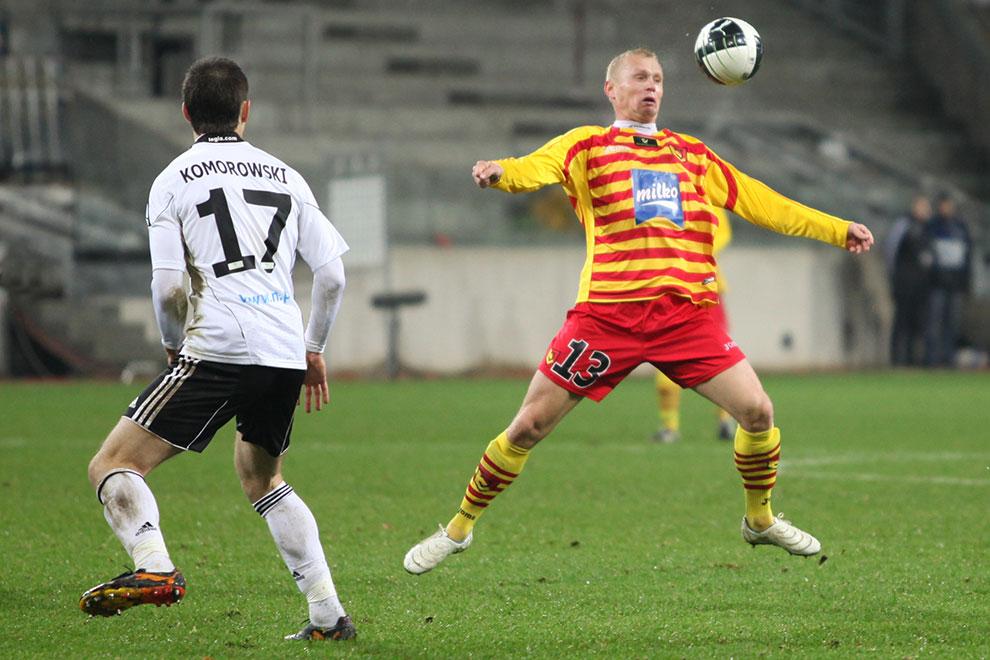 Legia Warszawa 2-0 Jagiellonia Białystok - fot. Piotr Galas (zdjęcie 58 z 77)