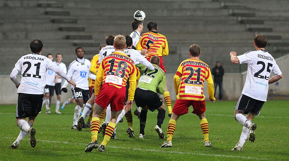 Legia Warszawa 2-0 Jagiellonia Białystok - fot. Piotr Galas (zdjęcie 61 z 77)