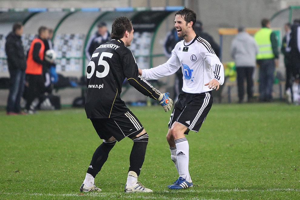 Legia Warszawa 2-0 Jagiellonia Białystok - fot. Piotr Galas (zdjęcie 66 z 77)