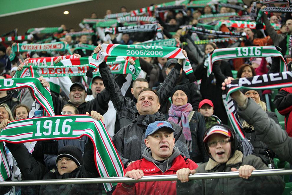 Legia Warszawa 2-0 Jagiellonia Białystok - fot. Piotr Galas (zdjęcie 67 z 77)