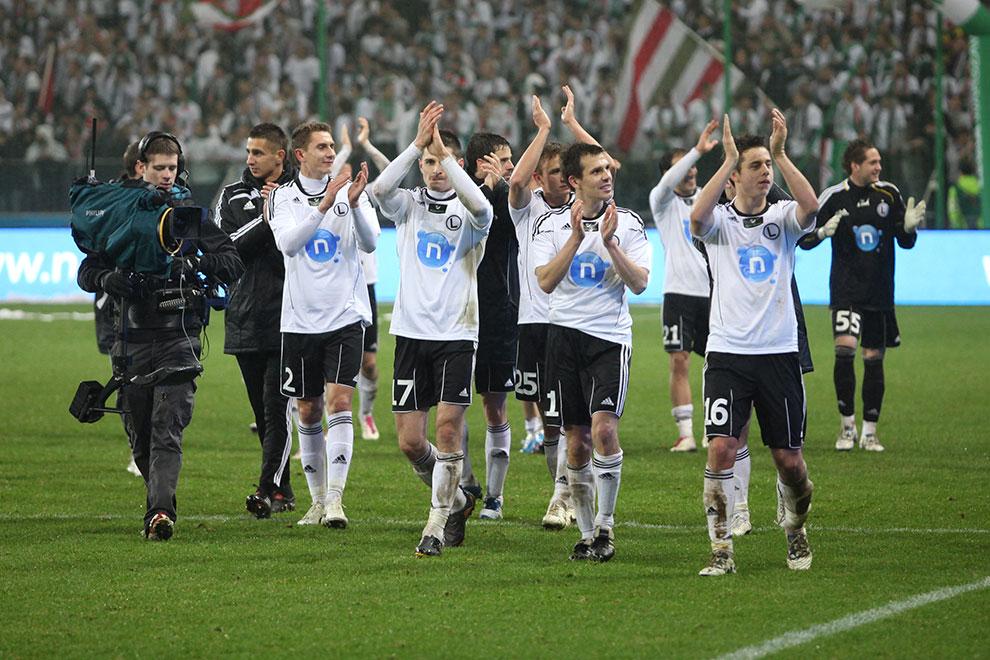 Legia Warszawa 2-0 Jagiellonia Białystok - fot. Piotr Galas (zdjęcie 72 z 77)