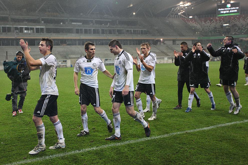 Legia Warszawa 2-0 Jagiellonia Białystok - fot. Piotr Galas (zdjęcie 73 z 77)