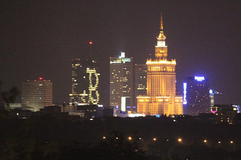 Obchody wybuchu Powstania Warszawskiego na Kopcu Powstania Warszawskiego - fot. Piotr Galas (zdjęcie 24 z 29)