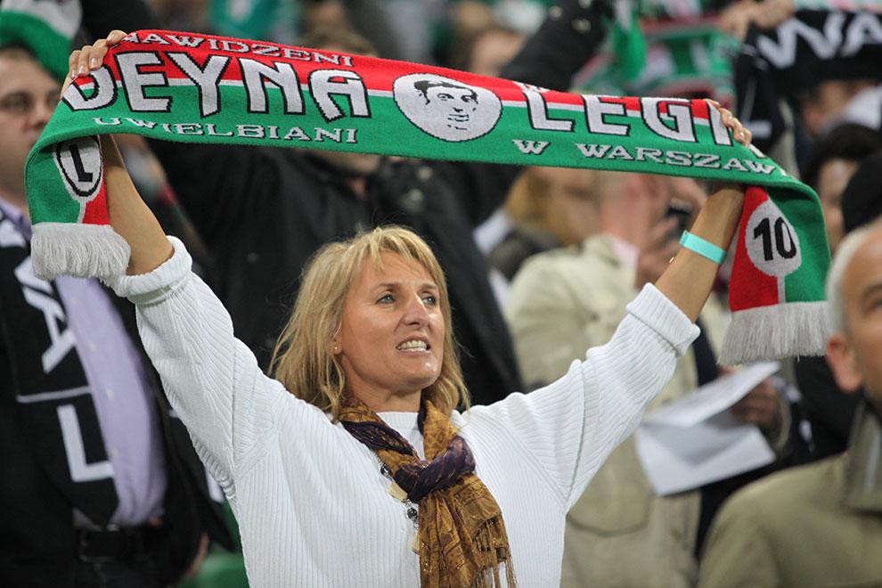 Legia Warszawa 2-1 Lech Poznań - fot. Piotr Galas (zdjęcie 14 z 78)