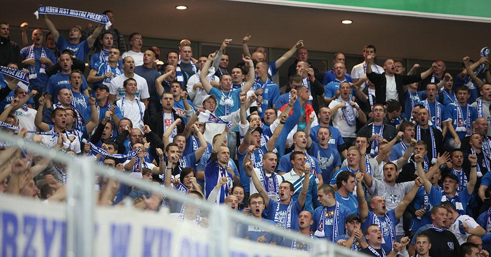 Legia Warszawa 2-1 Lech Poznań - fot. Piotr Galas (zdjęcie 18 z 78)