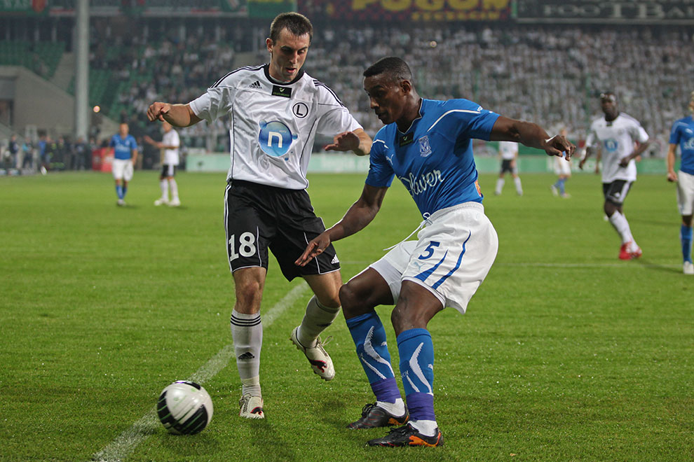 Legia Warszawa 2-1 Lech Poznań - fot. Piotr Galas (zdjęcie 20 z 78)