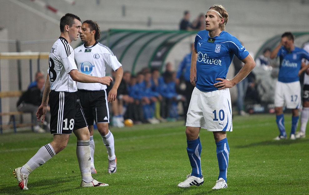 Legia Warszawa 2-1 Lech Poznań - fot. Piotr Galas (zdjęcie 21 z 78)