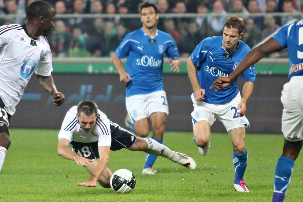 Legia Warszawa 2-1 Lech Poznań - fot. Piotr Galas (zdjęcie 22 z 78)