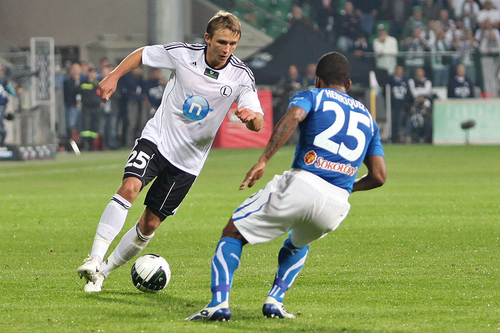 Legia Warszawa 2-1 Lech Poznań - fot. Piotr Galas (zdjęcie 27 z 78)