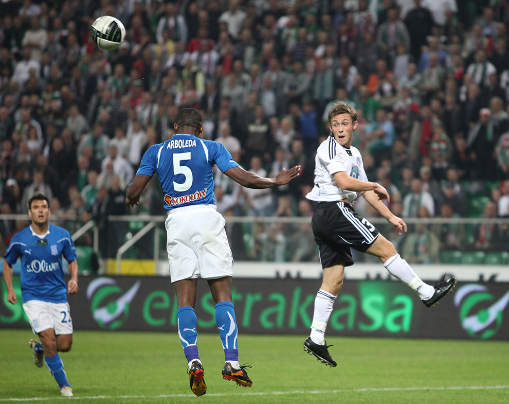 Legia Warszawa 2-1 Lech Poznań - fot. Piotr Galas (zdjęcie 29 z 78)