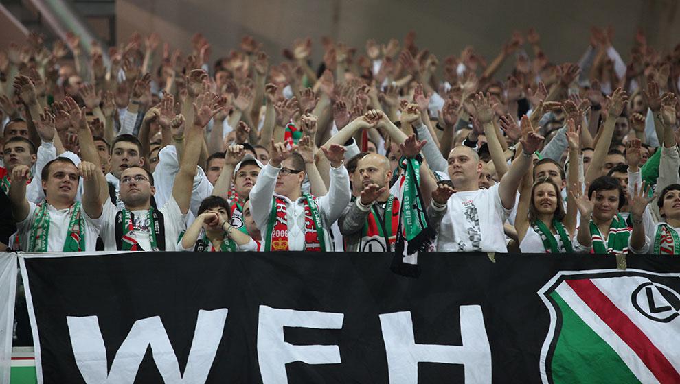 Legia Warszawa 2-1 Lech Poznań - fot. Piotr Galas (zdjęcie 3 z 78)