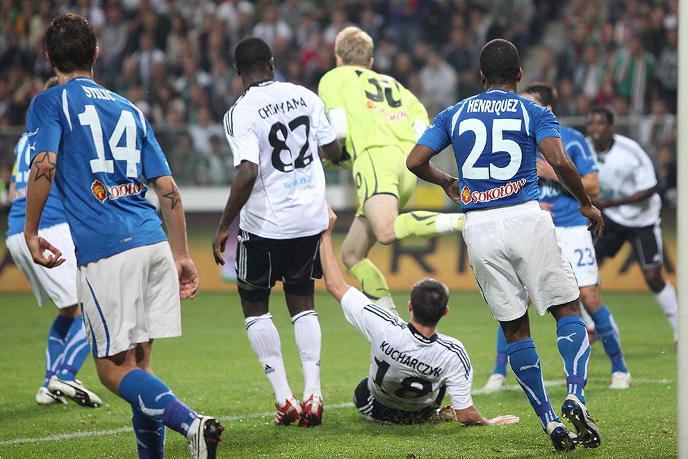 Legia Warszawa 2-1 Lech Poznań - fot. Piotr Galas (zdjęcie 31 z 78)