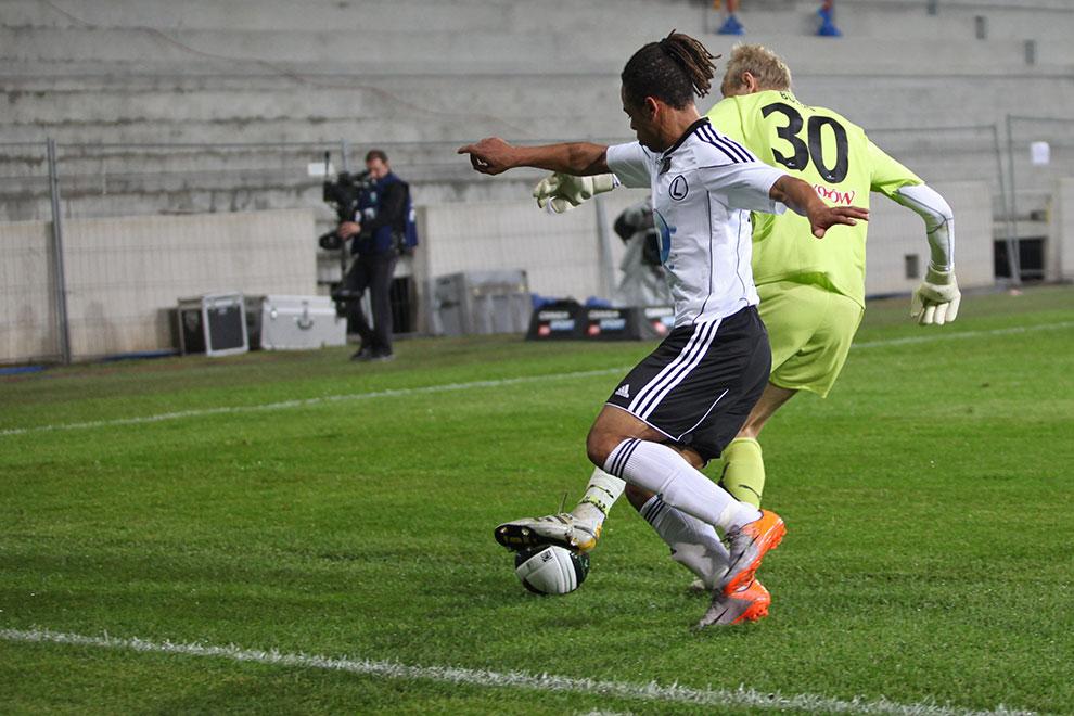 Legia Warszawa 2-1 Lech Poznań - fot. Piotr Galas (zdjęcie 32 z 78)