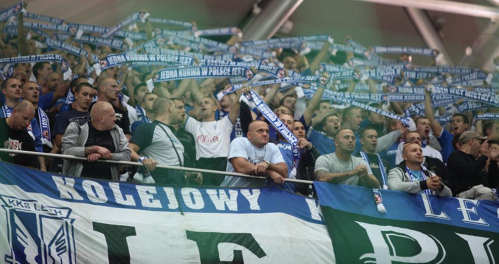 Legia Warszawa 2-1 Lech Poznań - fot. Piotr Galas (zdjęcie 33 z 78)