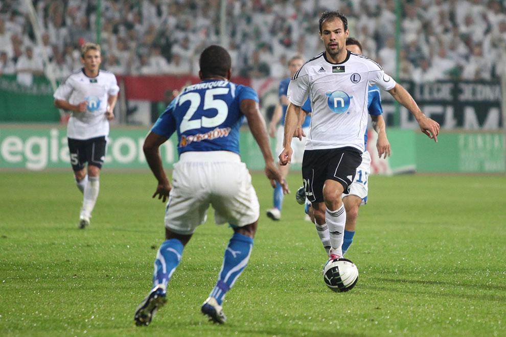 Legia Warszawa 2-1 Lech Poznań - fot. Piotr Galas (zdjęcie 35 z 78)